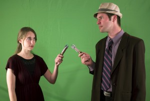 "Behind the Scenes of ""Doctor Who: Family Reunion"" fan film."