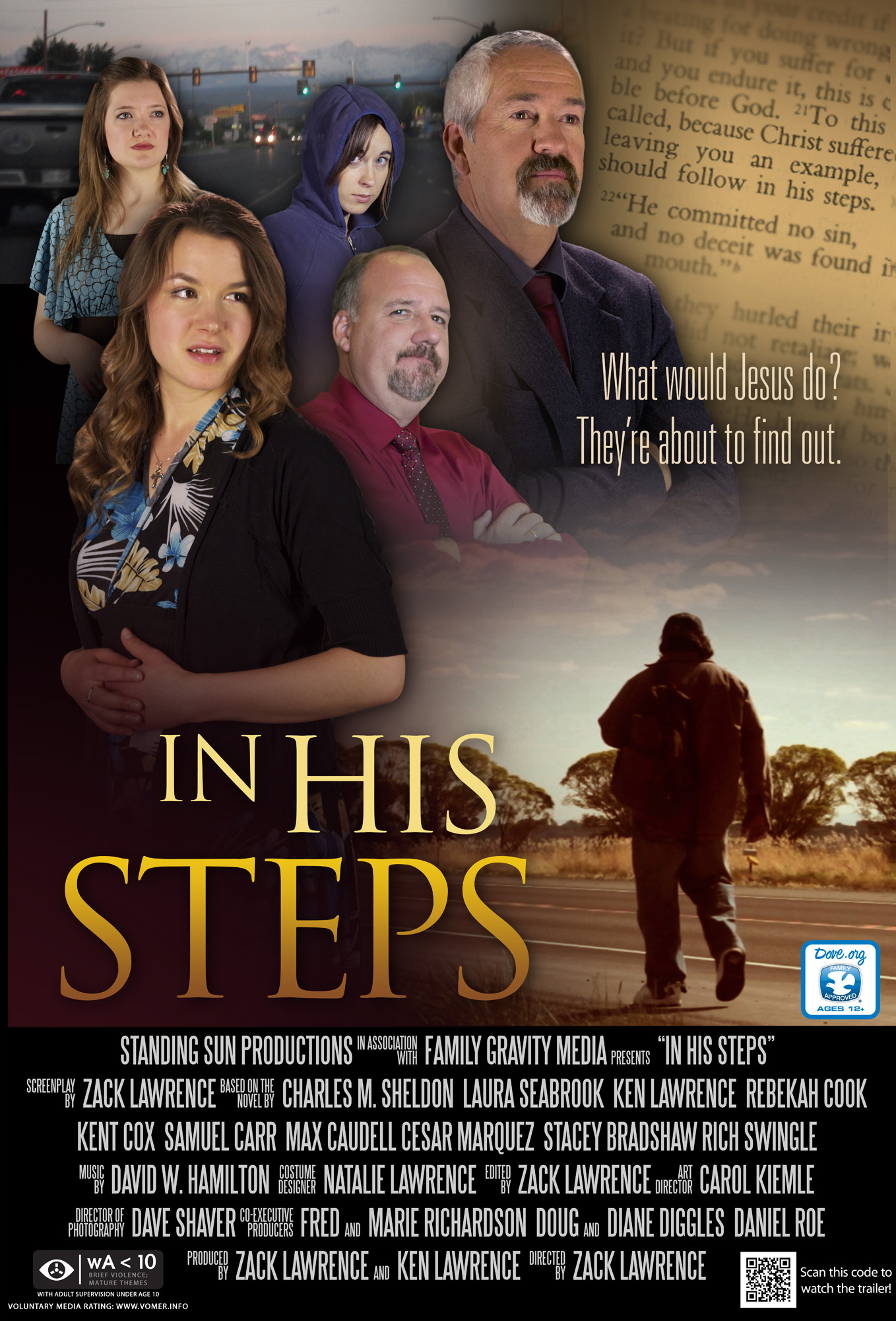 In His Steps movie poster