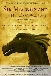 Sir Magnus and the Dragon poster