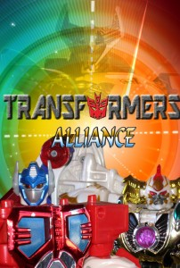 Transformers Alliance poster