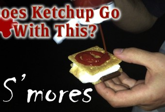 Does Ketchup Go With This – S'Mores