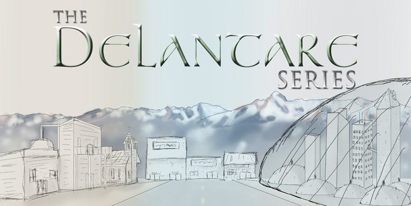 Delantare Series Announcement concept art