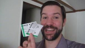 Zack Lawrence Vlog - I Got Star Wars Tickets