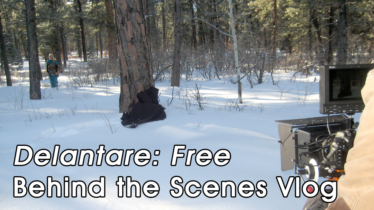 Delantare: Free behind the scenes vlog - Zack Lawrence
