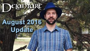 Delantare August 2016 Update | Zack Lawrence
