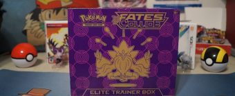 Fates Collide Elite Trainer Box Opening