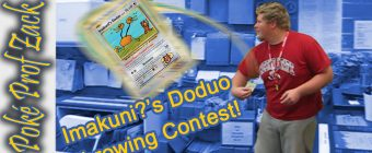 Imakuni?'s Doduo Throwing Contest