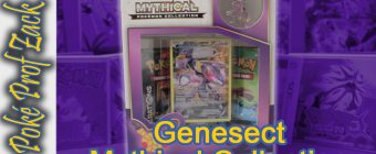 Genesect Mythical Collection
