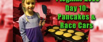 Pancakes & Race Cars