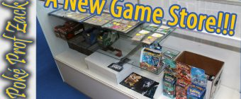 A New Game Store!