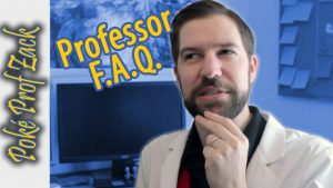 Pokemon Professor FAQ - Poke Prof Zack