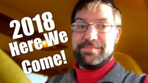 2018 Here We Come! - Zack Lawrence Vlog