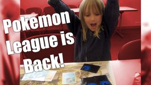 Pokemon League is Back! - Zack Lawrence Vlog