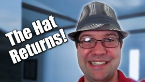 The Hat Returns! - Zack Lawrence Vlog