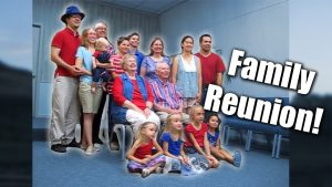 Fourth of July Family Reunion - Zack Lawrence Vlog