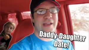 Daddy-Daughter Date - Zack Lawrence Vlog