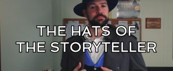 The Hats of the Storyteller