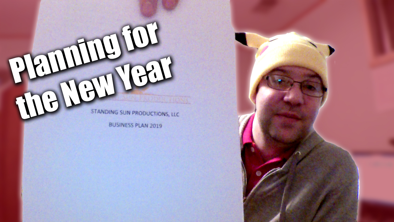 Planning for the New Year - Zack Lawrence Vlog