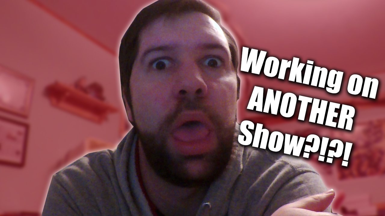 Working on ANOTHER Show?!?! - Zack Lawrence Vlog