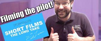 Filming the Pilot! - Zack Lawrence vlog