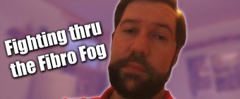 Fighting Through the Fibro Fog - Zack Lawrence Vlog