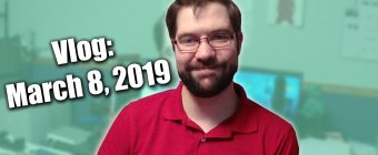 March 8, 2019 Vlog - Zack Lawrence