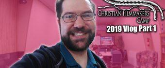 Christian Filmmakers Camp 2019 Vlog Part 1 | Zack Lawrence