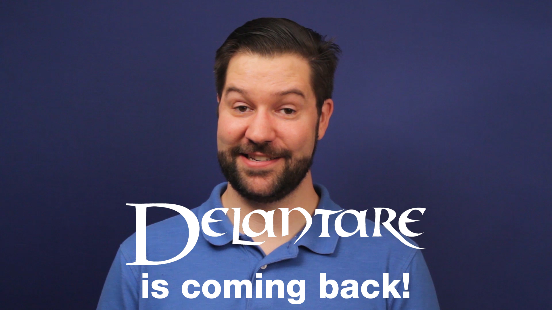 Delantare is Coming Back! | Zack Lawrence