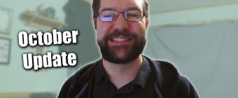 October Update | Zack Lawrence Vlog