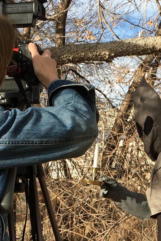 Candle Jack Mock Trailer Behind the Scenes Vlog