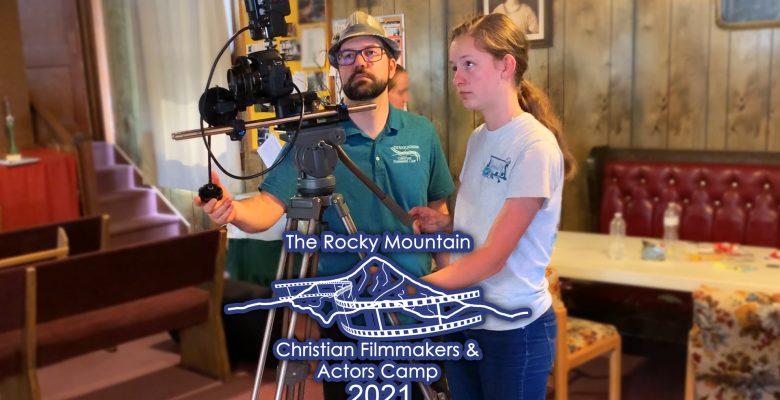 2021 Rocky Mountain Christian Filmmakers Camp Vlog | Zack Lawrenec